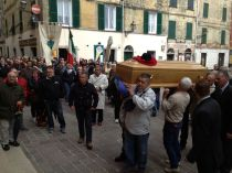 funerale don gallo campoligure