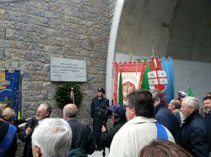 galleria turchino targa