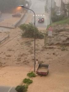 Alluvione 2014 Campo Ligure e Valle Stura