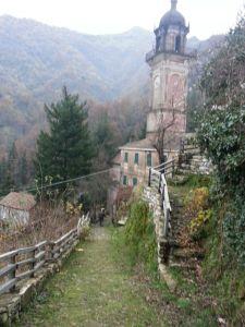 Senarega, inaugurazione del castello dei Fischi dopo i restauri