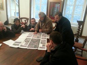 Incontro con gli amministratori delle valli Leira e Stura per i progetti del dopo alluvione