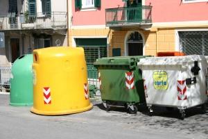 gestione dei rifiuti in Liguria