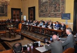 Consiglio metropolitano Genova